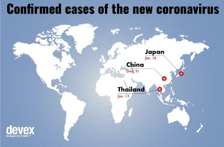 After Thailand, Japan confirms imported case of new coronavirus ...