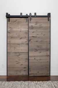 Bypass Barn Door Hardware System | Barn Doors Hardware