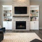 Pale Rider Gray Fireplace Mantel Rustica