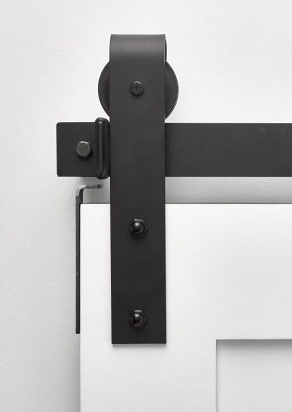 Exterior Sliding Barn Door Track Hardware