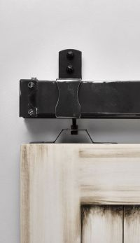 Box Sliding Barn Door Track | Rustica Hardware