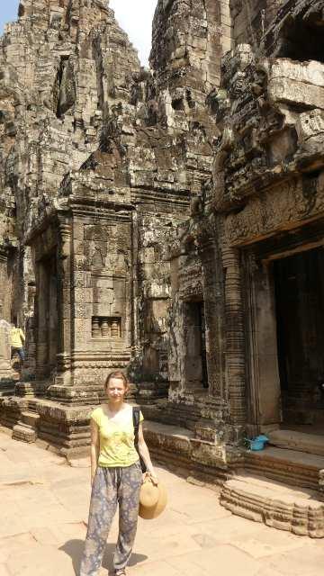 Bayon temple Cambodia