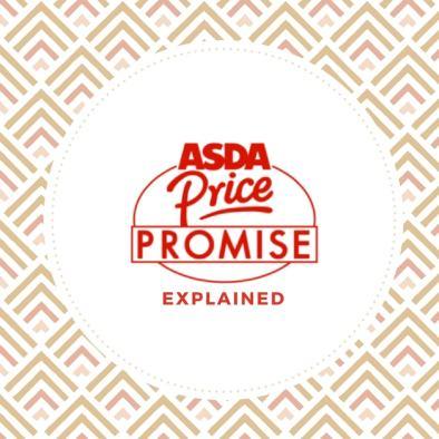 ASDA Price Guarantee Explained