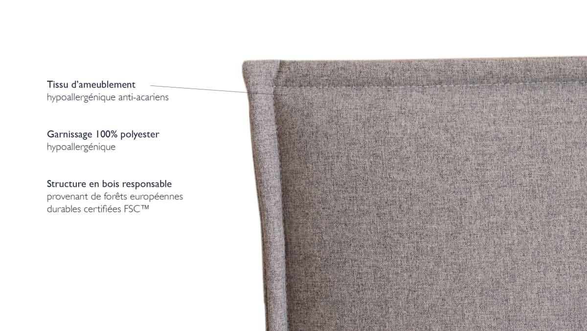 achat tete de lit 180 cm tediber des 220 livraison gratuite