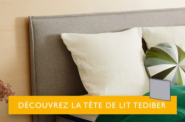 tete de lit avec rangement lit avec
