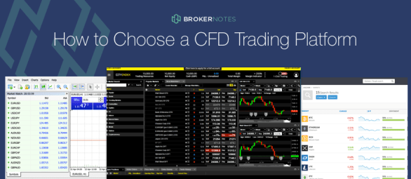How to Choose a CFD Trading Platform