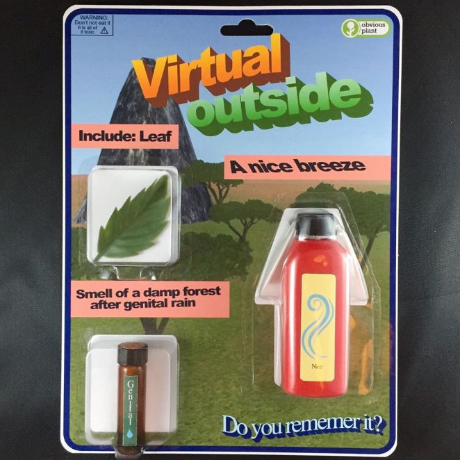 Virtual Outside - 2020's must have toy!