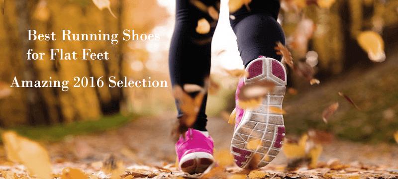 Best Running Shoes for Flat Feet