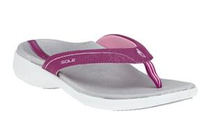 SOLE Womens Sport Flip Flop