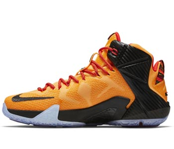 Nike Men's Lebron XII Basketball shoe for Outdoor