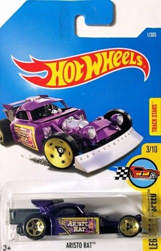Hot Wheels 2017 Aristo Rat 2017-001