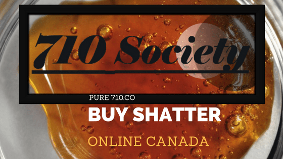Buy Shatter Online Canada