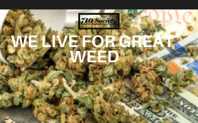 We live for Great Weed