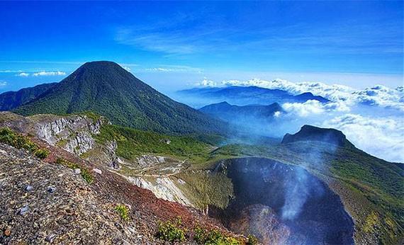 Gunung Pangrango - Tempat Wisata di Bogor
