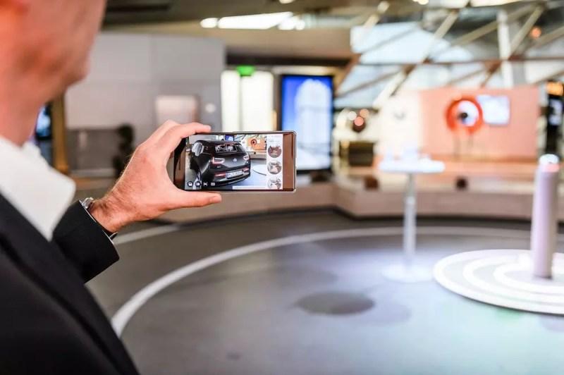 BMW i Tango VR App