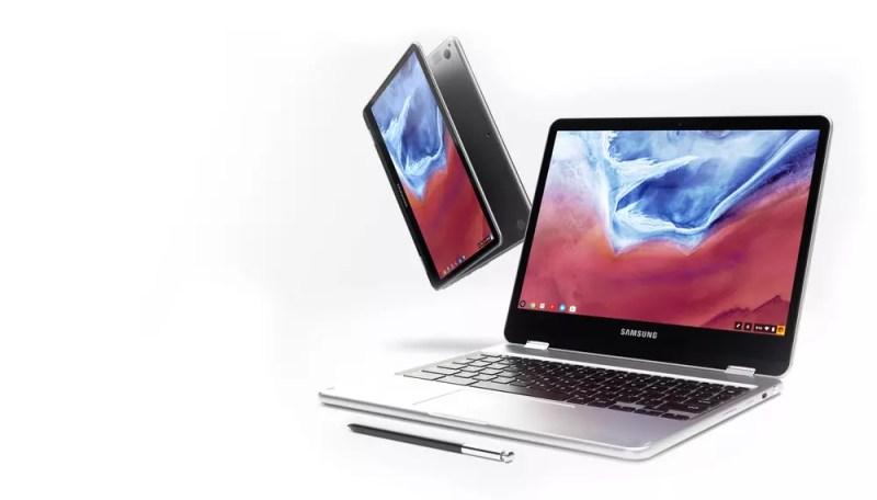 Samsnung Chromebook Pro