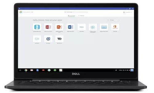 Dell Chromebook VMware Workspace ONE