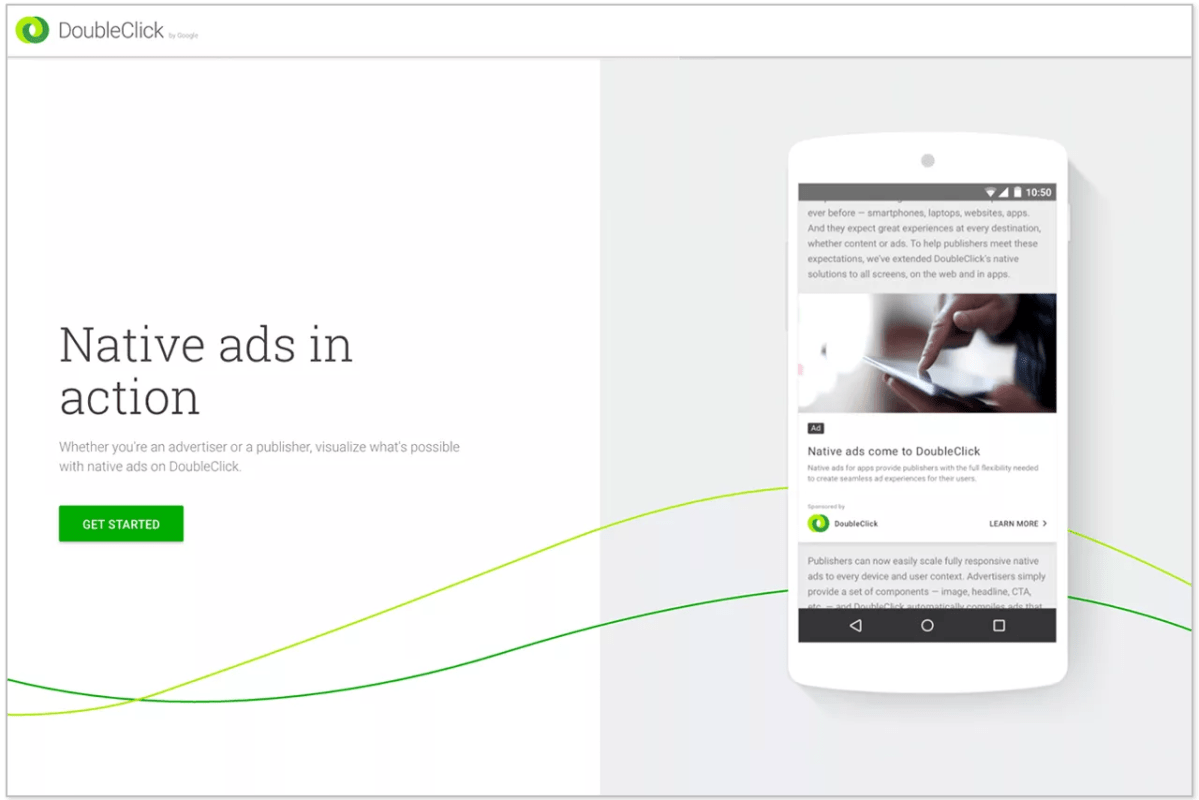 Native Ads in DoubleClick bid Manager