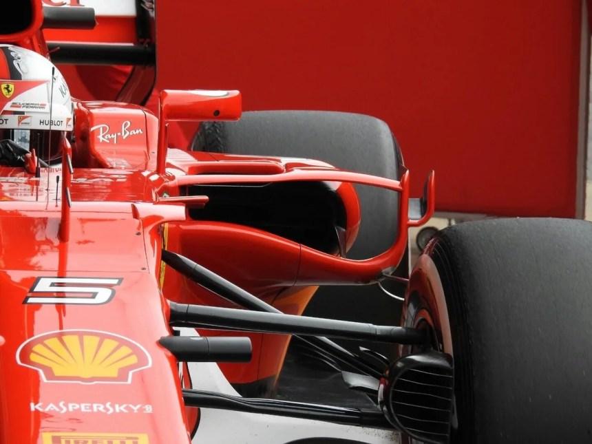 Формула 1 2017 тесты