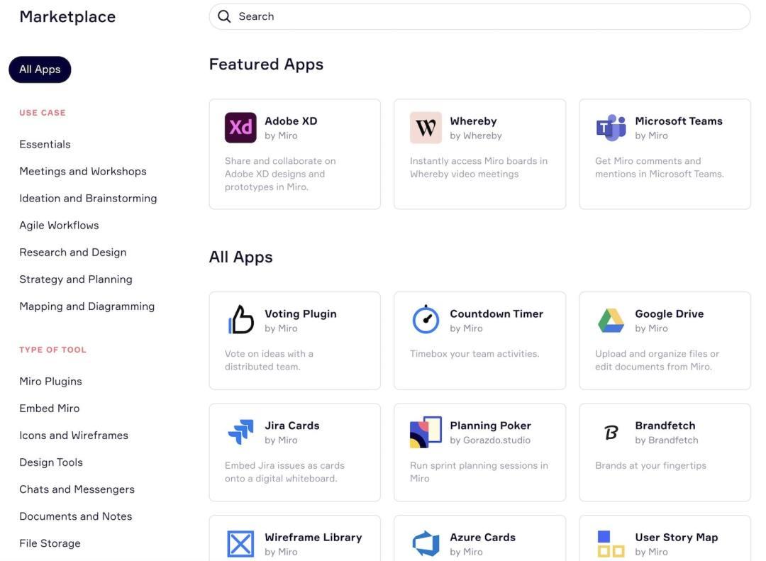 6 Key Features of MIRO   Free Online Whiteboard App 3