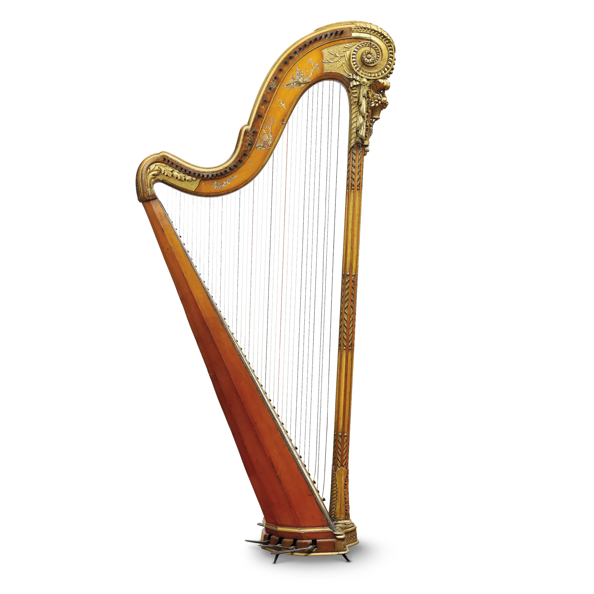 what is a harp