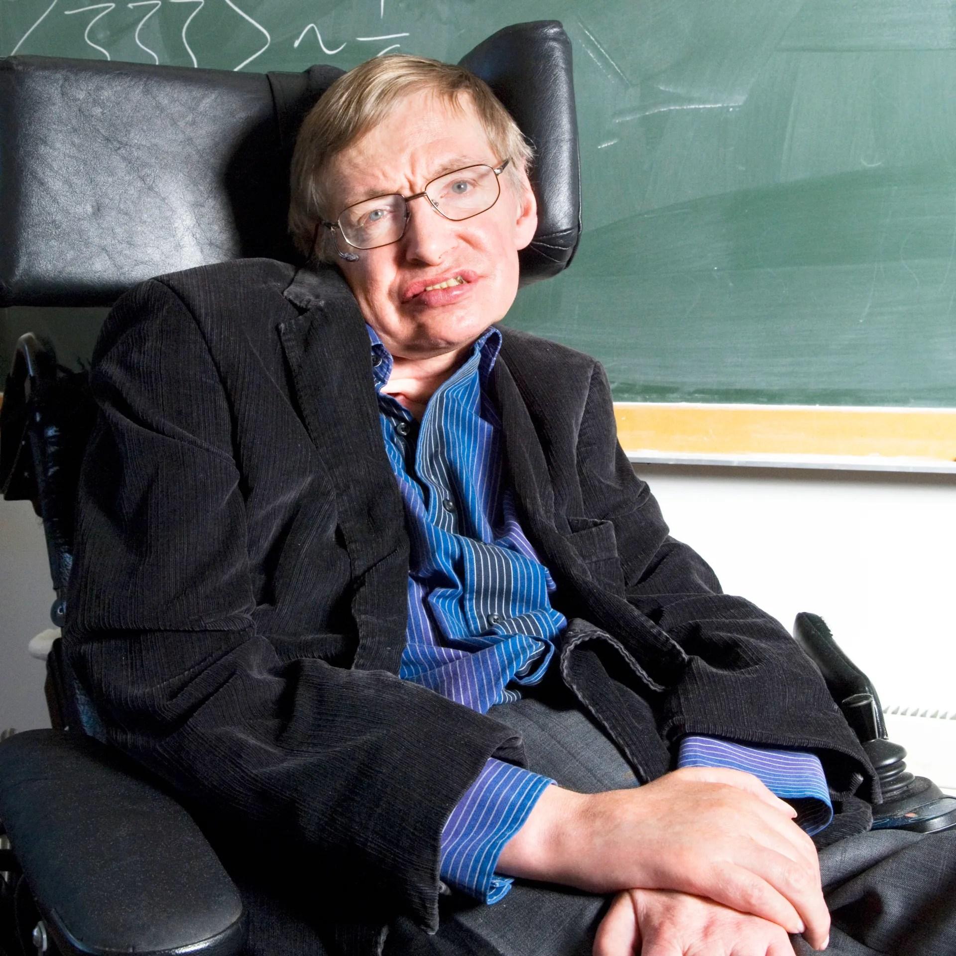 Who Is Stephen Hawking