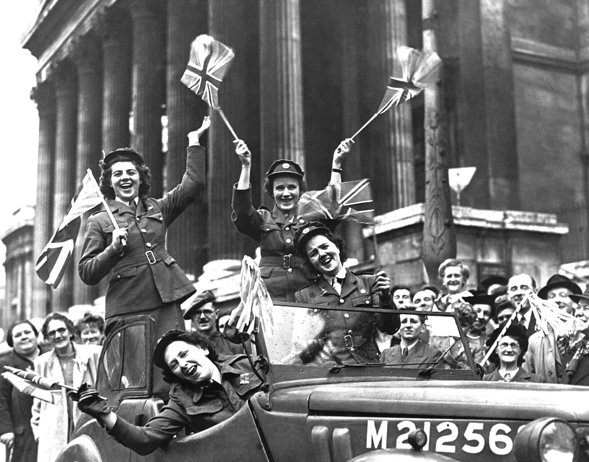 Ve Day Facts