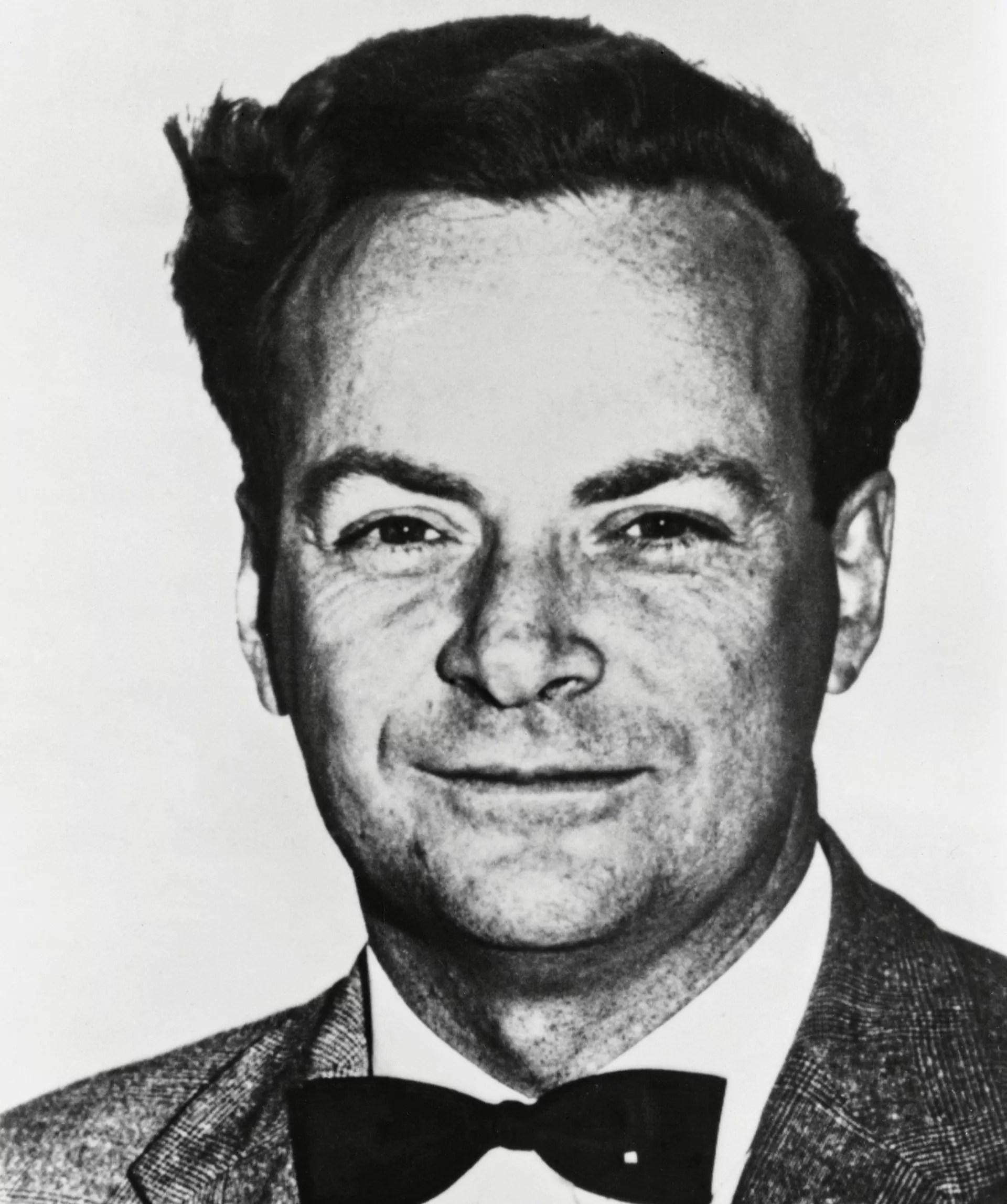 Who Is Richard Feynman