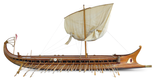 small resolution of trireme