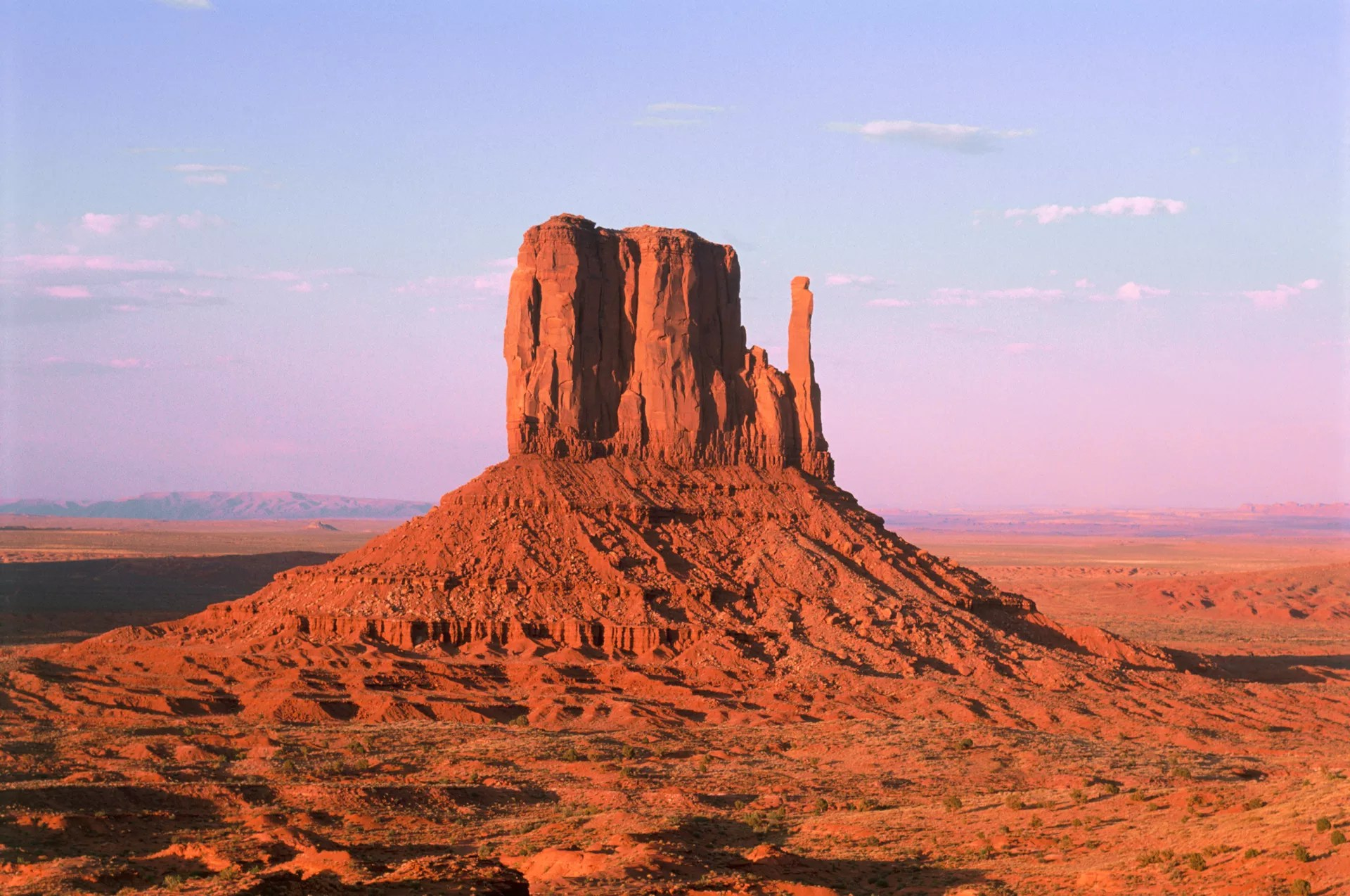 Desert Landforms For Kids