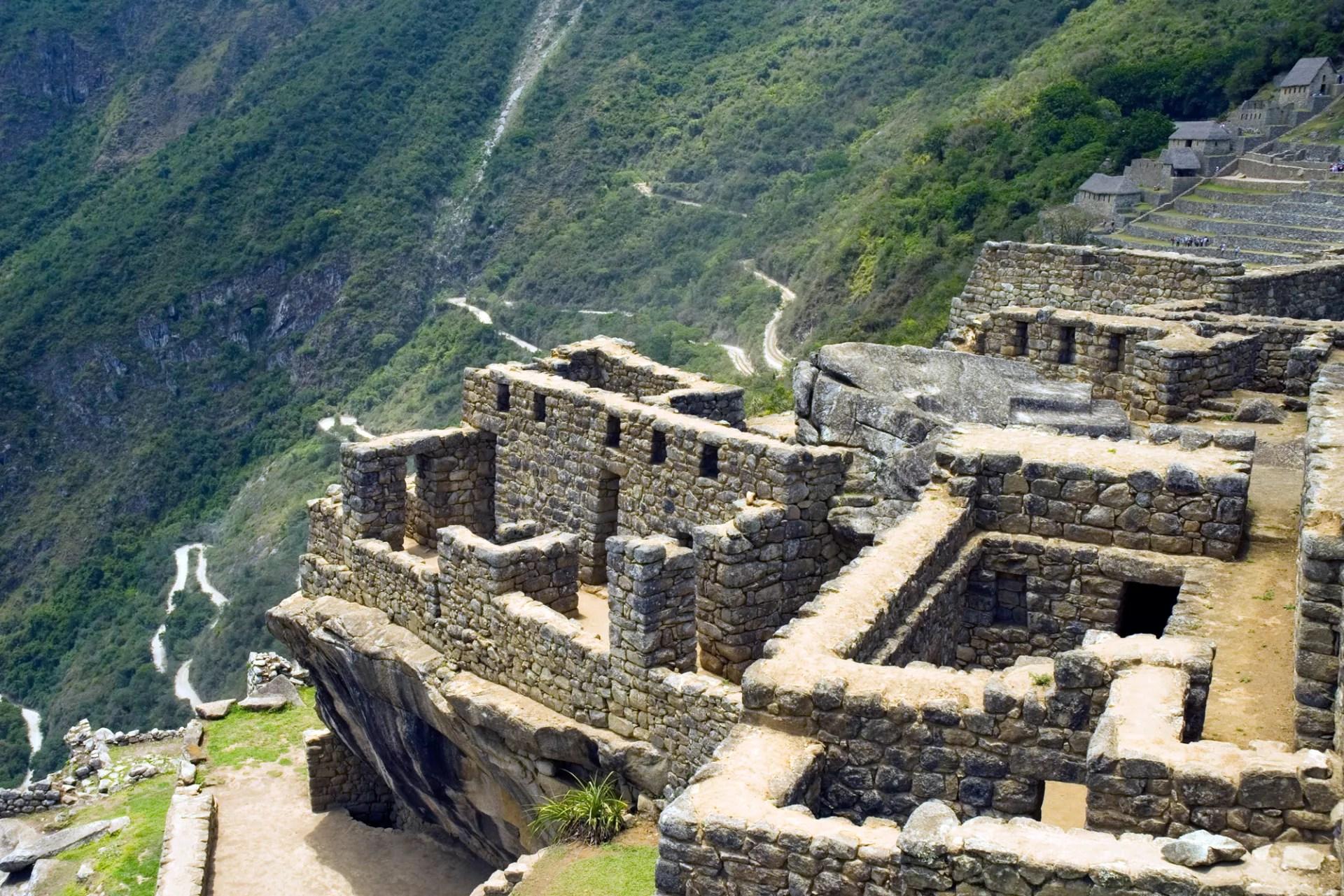 Inca Houses