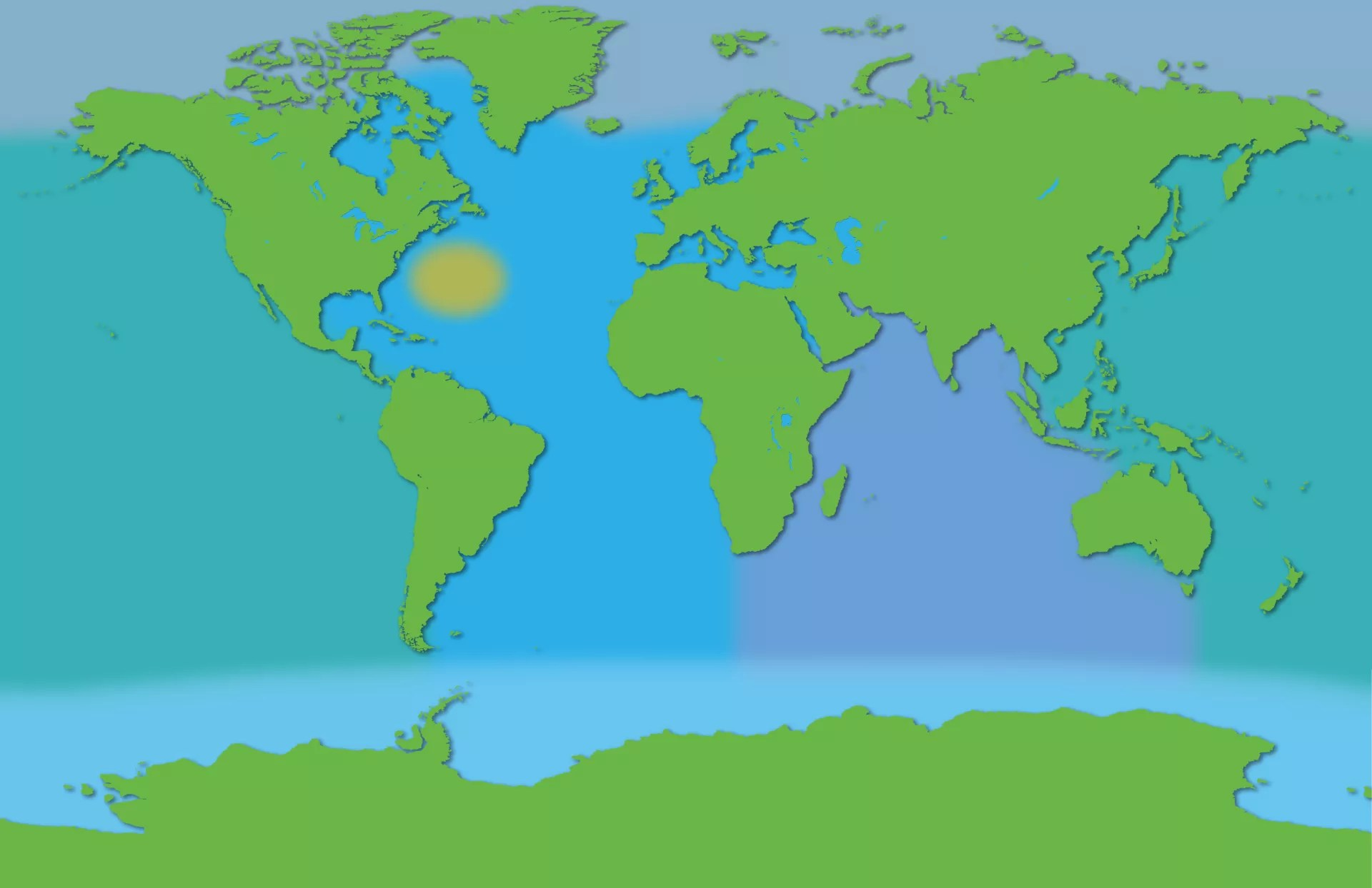 Oceans Of The World Seas Of The World Dk Find Out
