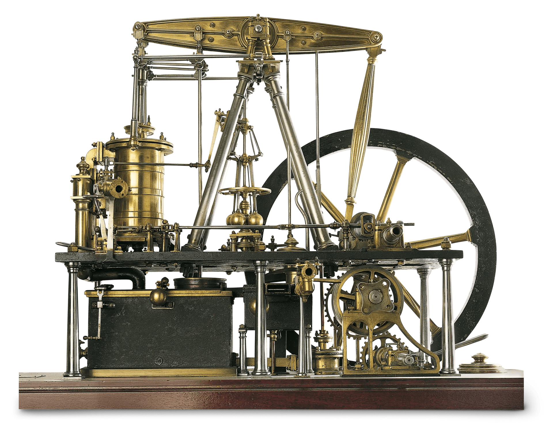 The Dialectical Relationship Between The Steam Engine And