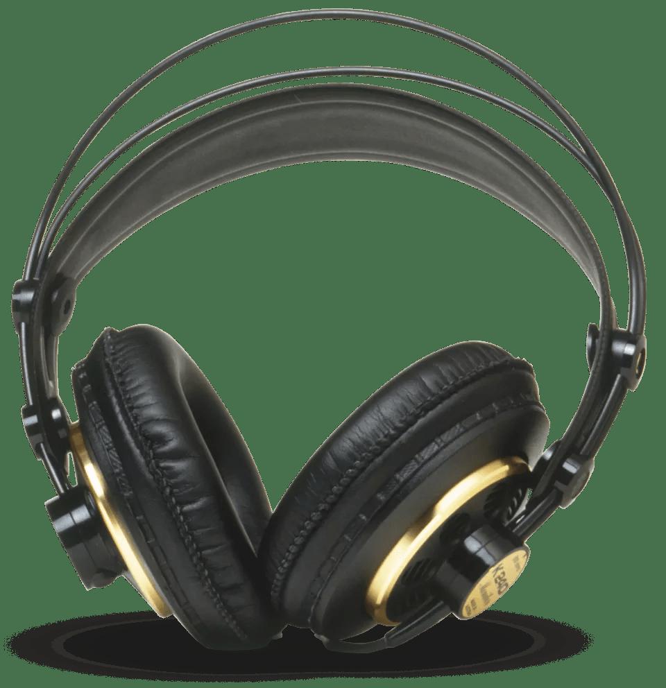 hight resolution of headphones