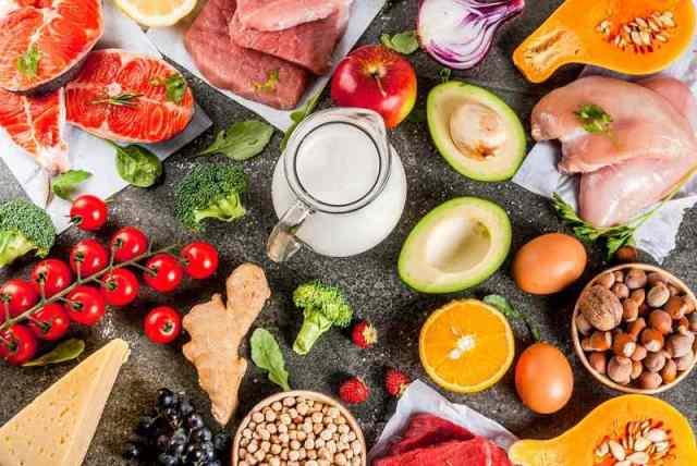 Image result for Konsumsi Makanan Bernutrisi dan Gizi yang Tinggi