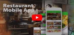 Ionic 3 Restaurant app with Firebase - 1