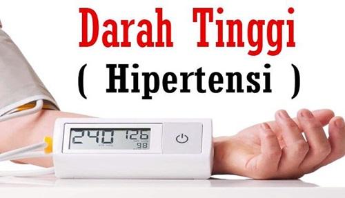 Obat Tradisional Penurun Darah Tinggi