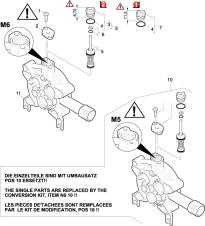 Kärcher K5 Explosionszeichnung