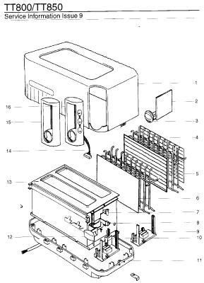 Bread Toaster Toaster Circuit Diagram