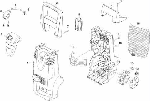 Karcher K4 91m Pressure Washers