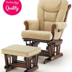 Best Glider Chairs Walker Chair Combo The 5 Nursery Mom S Choice Highest Quality Shermag Rocker