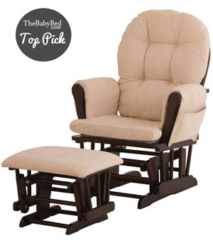 The 5 Best Glider Nursery Chairs Moms Choice