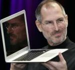 His Steve-ness with the MacBook Air. But will it blend?