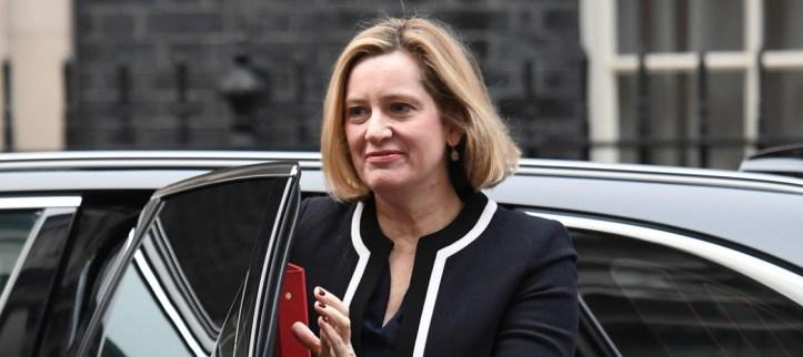 PoliticsHome.com Amber Rudd apologises for describing Diane Abbott as a 'coloured woman'