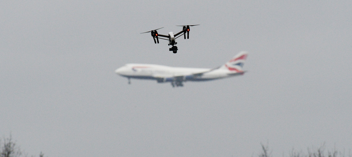 Baroness Randerson: The drone market is a bit like the