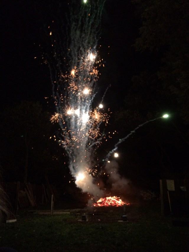 Brilliant Bonfire Bash!