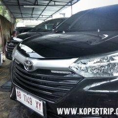 Sewa Mobil Grand New Avanza Jogja Diecast Jalan Kaliurang Kopertrip Tour