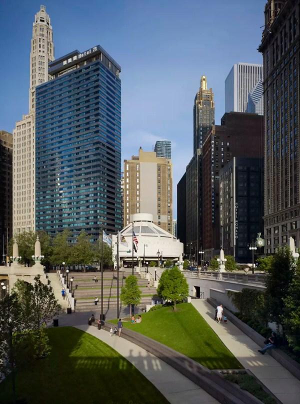 Chicago Riverwalk - Aia