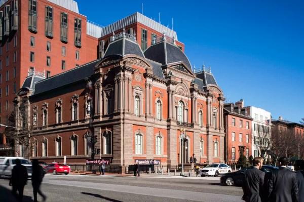 Renwick Of Smithsonian American Art Museum - Aia