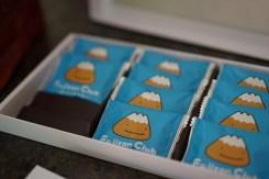 Fuji cookies